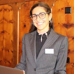 Federica Sandrini chose EHL CAmpus Passugg for its passionate teachers