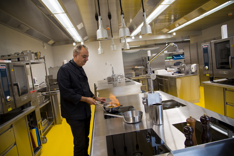 Gion Fetz Küche
