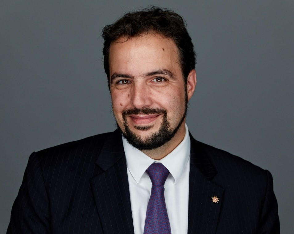 Ivan Breiter is a SSTH alumni who succeede in international hotel management