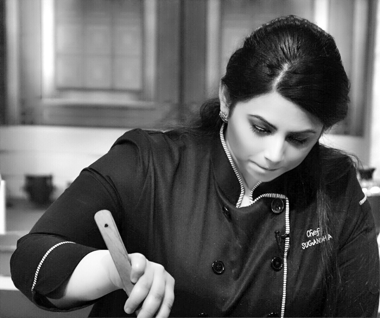 Sugandha Saxena became chef and entrepreneur after her SSTH studies