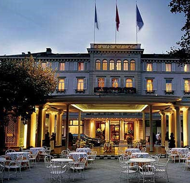 Internship as Housekeeping Supervisor at Baur au Lac Zurich, Switzerland
