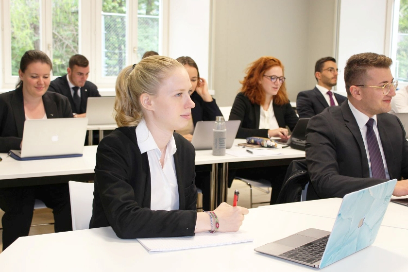 the ssth students learn in small classes hotel management excellence